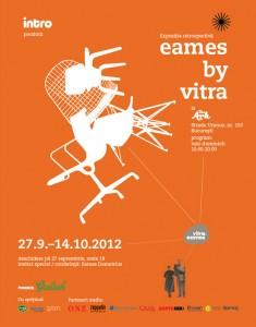 Expoziția retrospectivă 'Eames by Vitra'