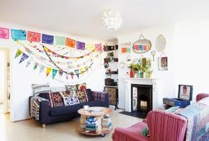 Inspirație Casa lux: Paradis eclectic, născut din pasiunea de a recicla