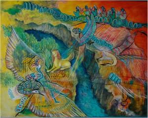 Rodica Magdan și darul de a vedea doar partea frumoasă a lumii