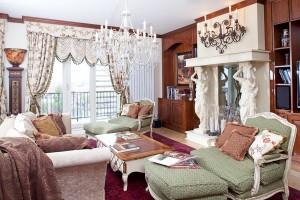 Inspirație Casa lux: Căldură, eleganță, rafinament