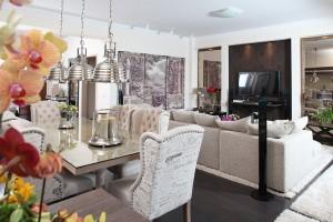 Un ambient stilat și primitor în toată casa