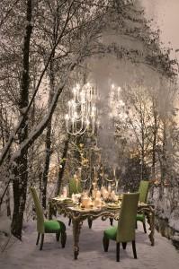 Feeria nopților magice, pe tărâmul zânelor de iarnă