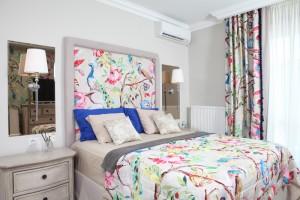 Invitație într-un apartament modern cu tușe homey (II)