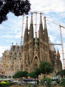 Pe urmele lui Gaudi