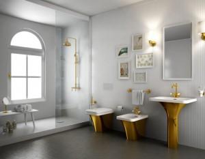 Seturi sanitare în baie