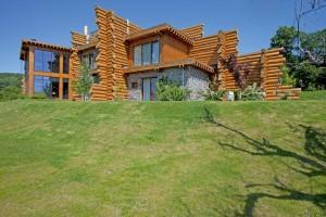 Arhitectură spectaculoasă, susținută de design în vogă