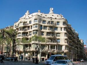 Pe urmele lui Gaudi (II)
