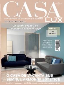 Citeste ediția de februarie a revistei Casa lux!