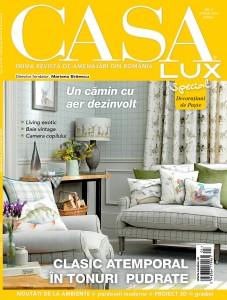 A apărut Casa lux, ediția pentru aprilie
