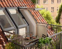 Cele mai ingenioase ferestre de mansarda