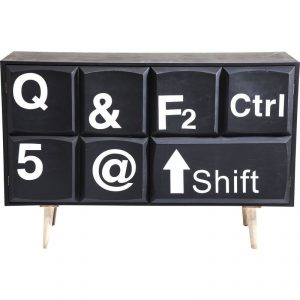 9 piese de mobilier imprimate