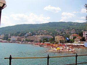 destinatii de vacanta Croatia statiunea Opatija