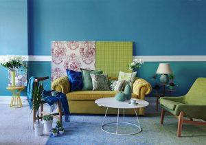 Ghidul succesului cromatic. Cum alegem cele mai frumoase culori pentru pereții casei