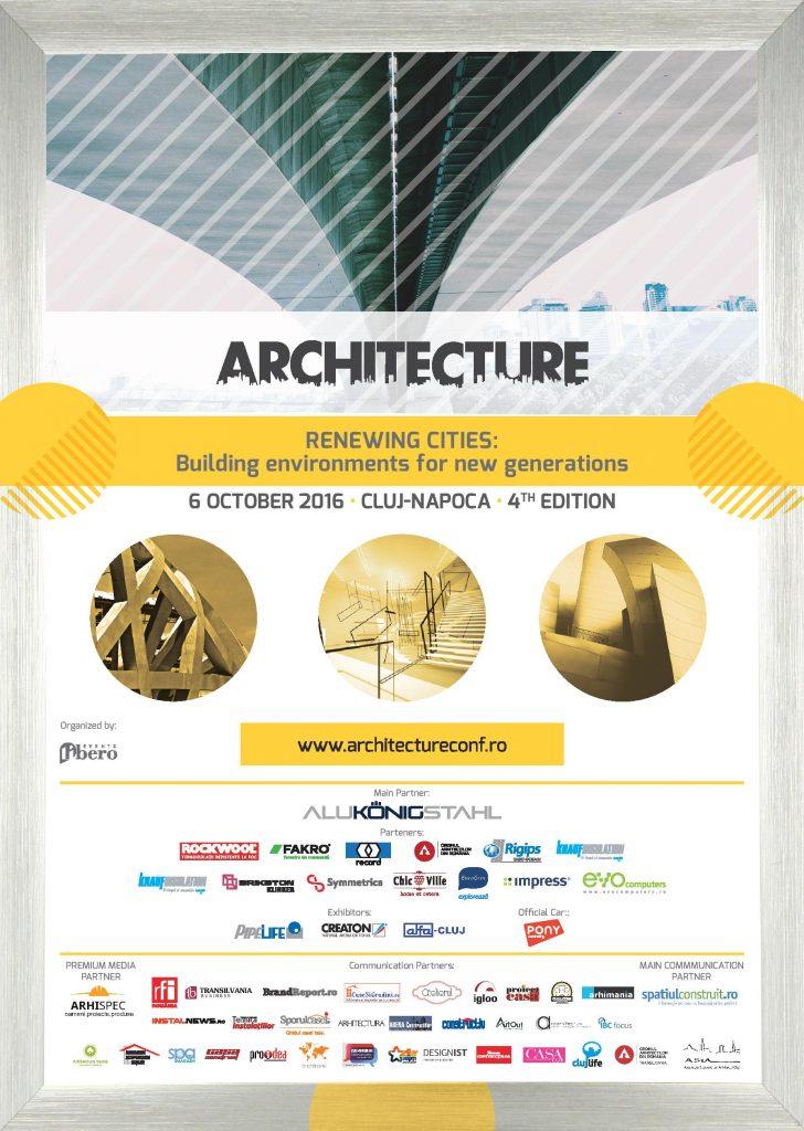 Architecture 2016 - afis