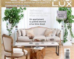 A apărut Casa lux, ediția de iulie