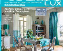 A apărut Casa lux, ediția de septembrie