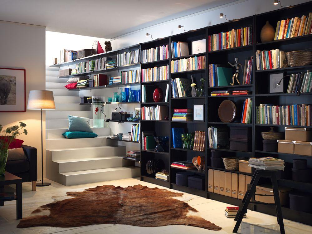 biblioteci moderne ikea