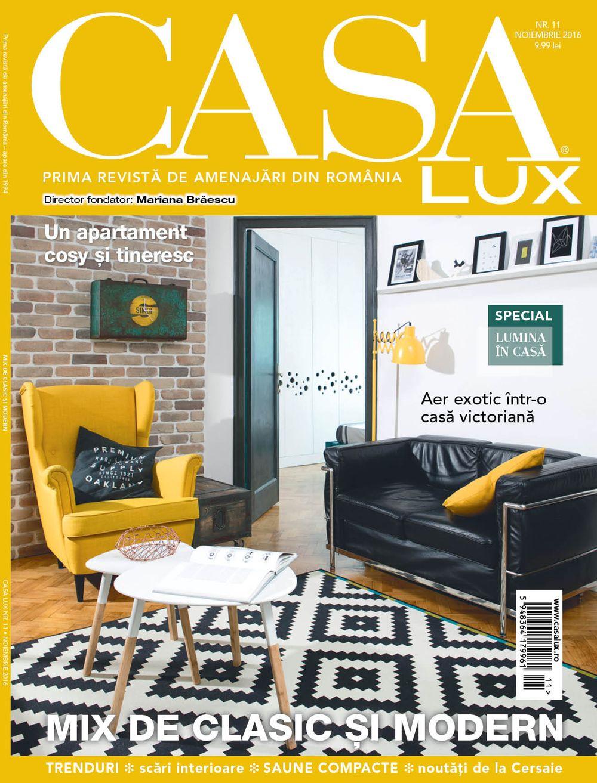 Casa lux, editia de noiembrie