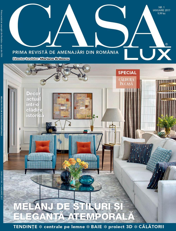 Casa lux, editia de ianuarie
