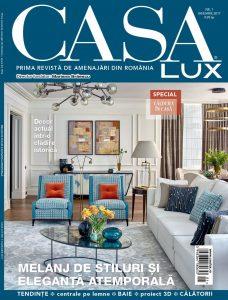 A apărut Casa lux, ediția de ianuarie!