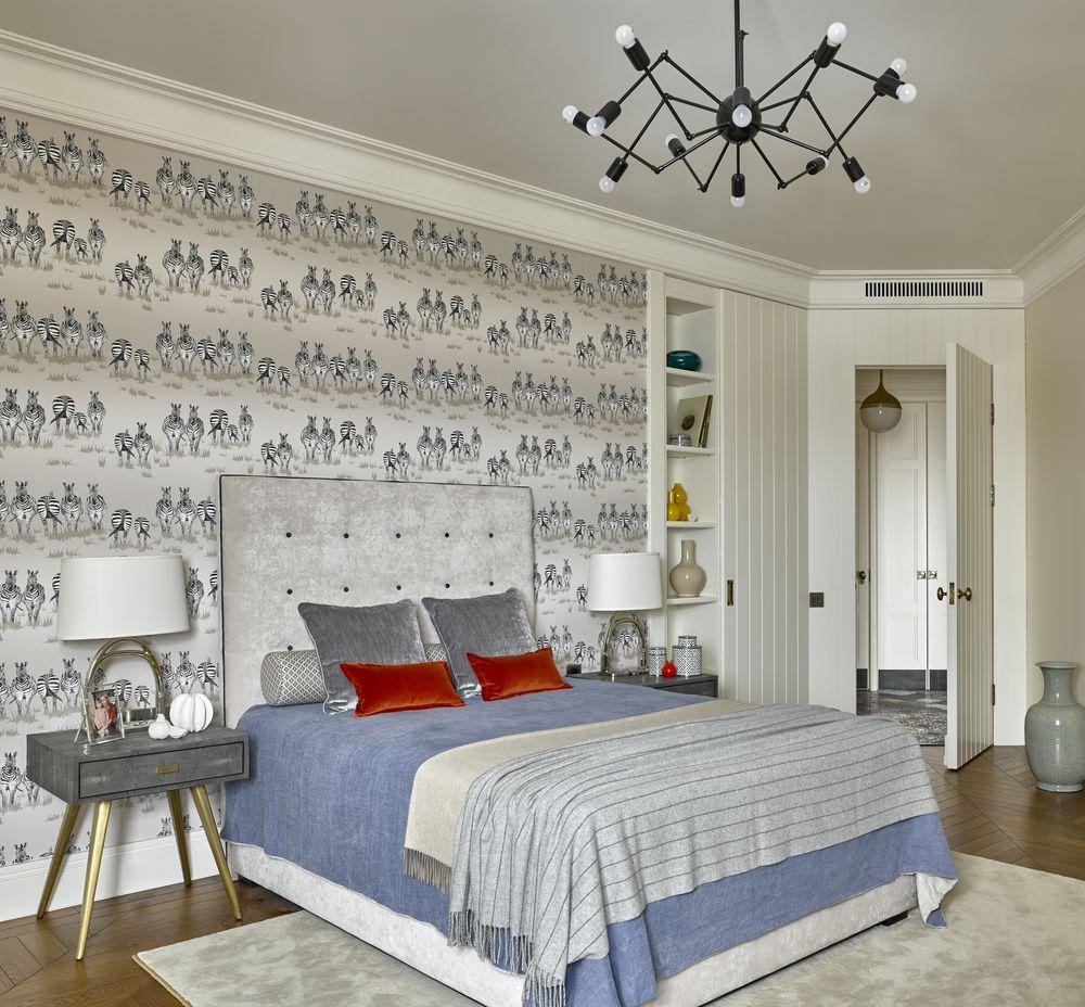 Mix de stiluri dormitor