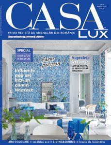 A apărut Casa lux, ediția de martie