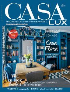 A apărut Casa lux, ediția de iunie!