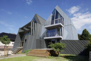 Învelitori ce rezonează perfect cu estetica clădirii