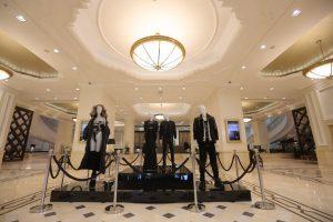 Deschiderea oficială a monobrandurilor Philipp Plein şi Billionaire din Bucureşti