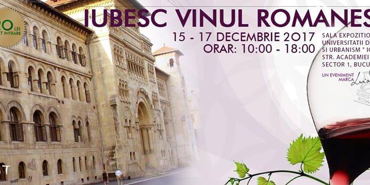 (P) Sfănta Sărbătoare de Crăciun intămpinată cu sute de vinuri, spumante, frizante, distilate, la Km Zero al Bucureștiului