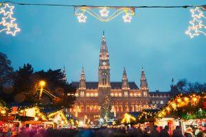 Un ajun de Crăciun fermecător la Viena