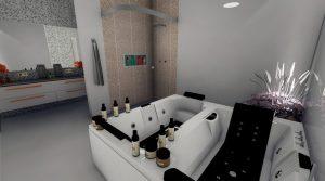 Cum să te relaxezi în vacanța de Crăciun? Cât de mult contează să ai o baie modernă?