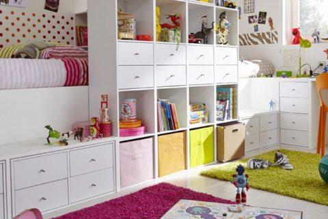 Cum trebuie să arate camera copilului, spațiul de studiu și de joacă?