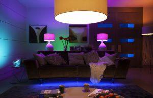Luminile casei, inteligente si implicate in ambient