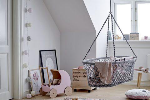 Camera bebelușului, practică și estetică