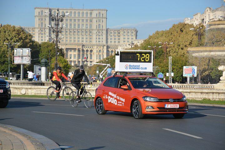 (P) Volkswagen, sponsor oficial al Semimaratonului București 2018