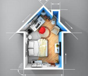 Cât de mare ar trebui să fie casa pe care ți-o cumperi?
