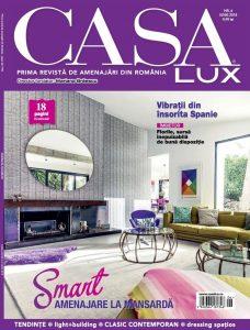 A apărut CASA LUX, ediția de iunie