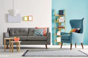 Trei obiecte de mobilier care pot fi înlocuite cu ușurință de o canapea