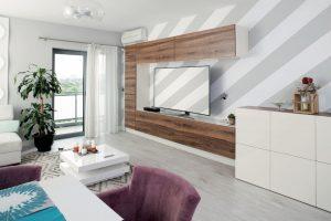 Cum integrăm televizorul în decor
