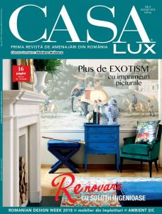 A apărut CASA LUX, ediția de august