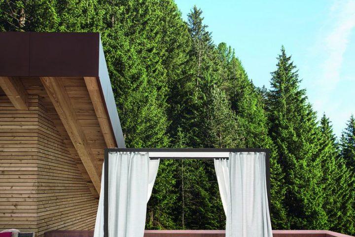 Cum amenajezi o terasă la munte?