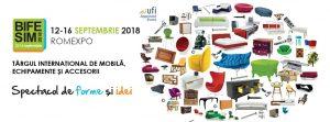 (P) Târgul internațional de mobilă BIFE SIM se deschide pe 12 septembrie