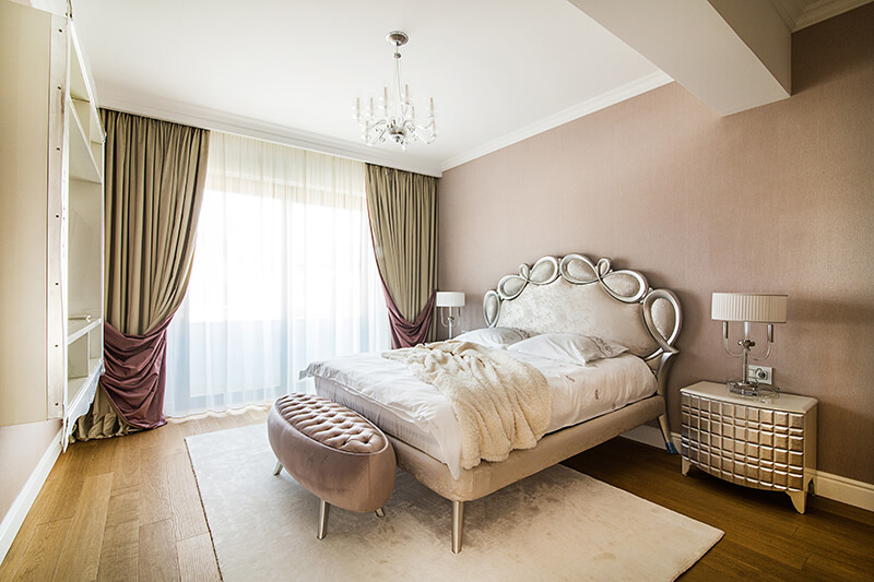 Noblesse Interiors Bedroom