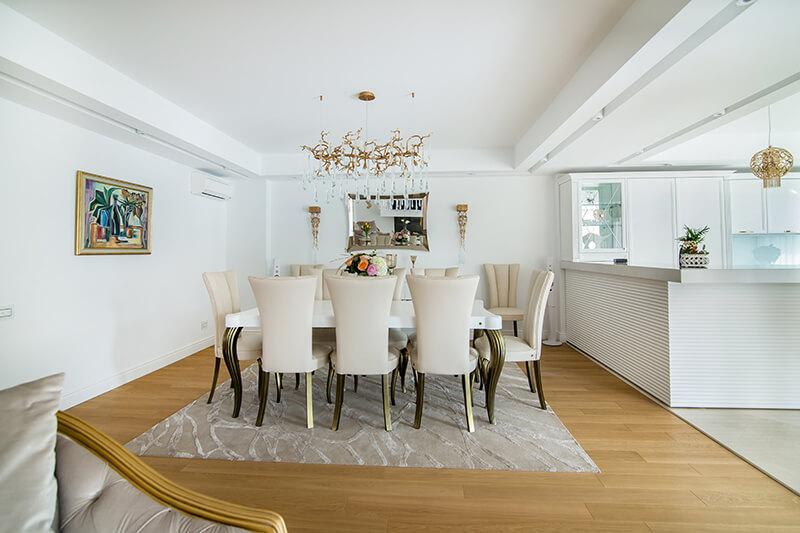 Noblesse Interiors Diningroom