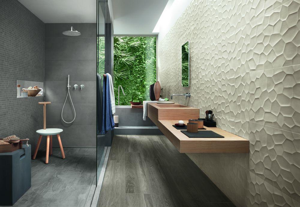 baie cu suprafață vitrată  Ragno