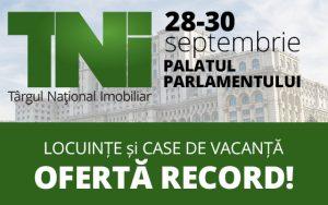 (P) Ofertă RECORD de LOCUINȚE și CASE DE VACANȚE!