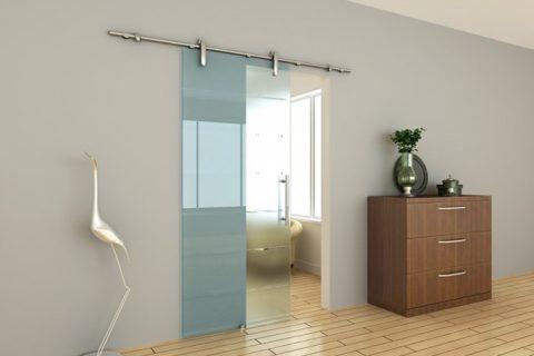 (P) Uși de sticlă pentru case cu personalitate