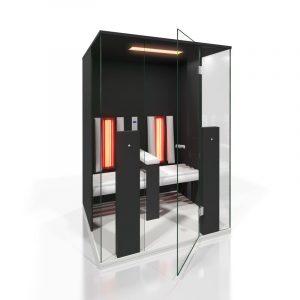 Cele mai mici saune de interior