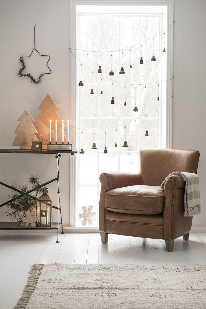 amenajări nordice casă Crăciun